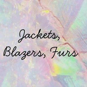 Jackets, Blazers, Furs
